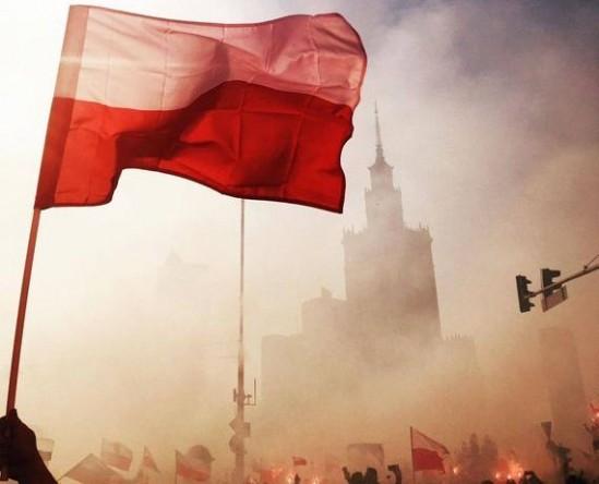 """Godzina """"W"""" w Warszawie. Fot. Michał Dyderski"""