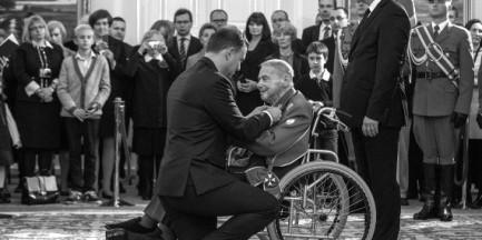 """MON wnioskuje o pośmiertny awans dla """"Gryfa"""""""