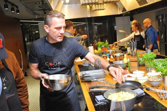 Szkoła gotowania. Dla wszystkich którzy kochają dobrą kuchnię