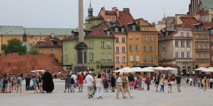 Warszawa daleko za innymi stolicami!