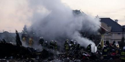 Wybuch w Łomiankach. Właściciel hurtowni przesłuchany