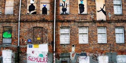 Szmulki wiadomo ci warszawa wawalove for Mural alternatywy 4
