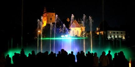 Multimedialny Park Fontann od 3 maja