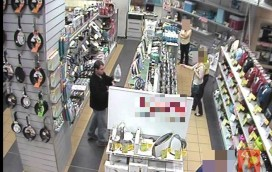Kto poznaje tego złodzieja? (WIDEO)