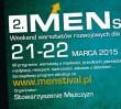 Bezpłatne warsztaty dla mężczyzn podczas Menstival