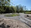 Nowe ścieżki rowerowe na Polu Mokotowskim! Przepuszczają wodę