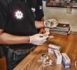 Kibol zatrzymany z narkotykami