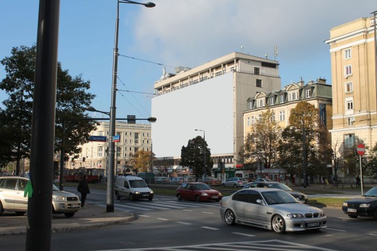 Ustawa obowiązująca od 11 września wprowadziła kary za nielegalne reklamy. Fot. WawaLove.pl