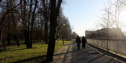 Fotostory: Wiosna w Warszawie