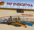 Obraz i neon w jednym - mural PKP Energetyka nagrodzony