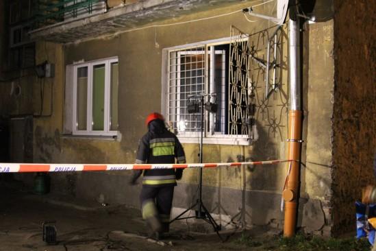 Miejscve zbrodni. Fot. WawaLove.pl