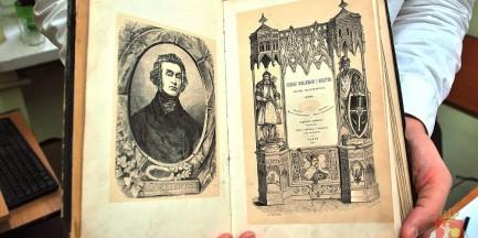 Odzyskano skradzione wydanie dzieł Adama Mickiewicza z 1851 r.