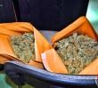 Kilogramy marihuany przejęte przez policję!