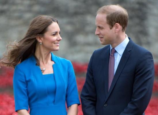 Księżna Kate i książę William. Fot. ONS.pl