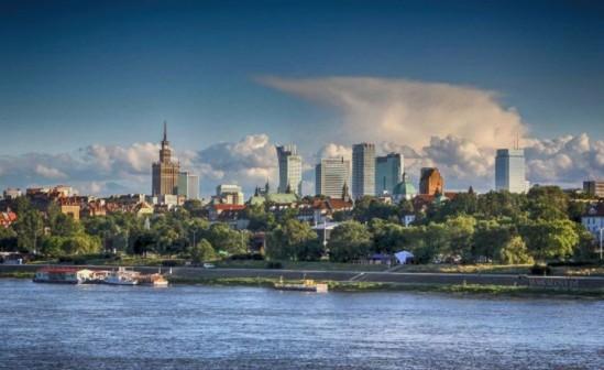 Panorama Warszawy. Fot. WawaLove.pl