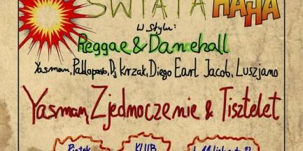 Nieunikniony Koniec Świata w rytmie reggae