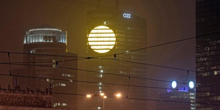 Drapacz chmur w centrum Warszawy sprzedany za ponad miliard złotych