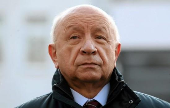 Prof. Bogdan Chazan. Fot. Kuba Atys/Agencja Gazeta