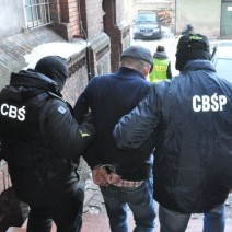 Lider gangu pruszkowskiego w rękach CBŚP