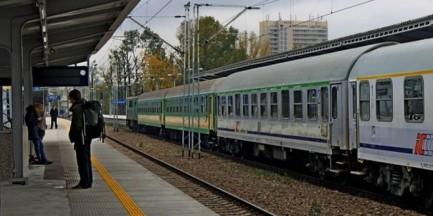 Pedofil zaatakował w pociągu relacji Warszawa-Białystok
