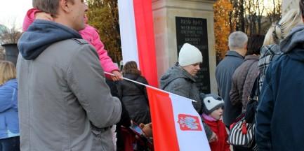 Fotostory: Święto Niepodległości w Warszawie