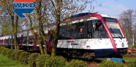 WKD: szykuje się remont torów na trasie Warszawa-Pruszków