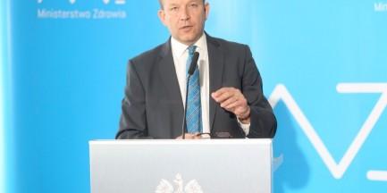 """Minister zdrowia: """"w tej chwili nie mamy planu rozwiązania sporu w CZD"""""""