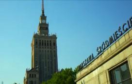 Pałac Kultury i Nauki na filmie poklatkowym [WIDEO]