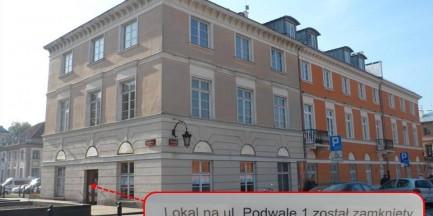Senatorska Investment: Nie będziemy wyburzać sąsiadującej kamienicy Podwale 1!