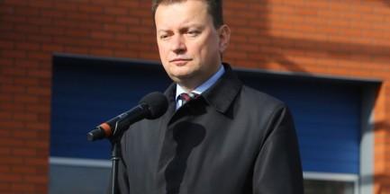 Błaszczak współodpowiedzialny za zwrot kamienicy przy Noakowskiego? Komentarz szefa MSWiA