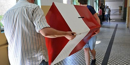 Bezpłatnym transportem na referendum