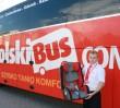PolskiBus zamontował foteliki dla dzieci!