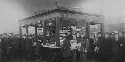 Dawne kioski w Warszawie [ZDJĘCIA]
