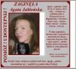 Odnaleziono dokumenty i klucze zaginionej 21-letniej Agaty