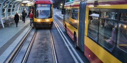 Warszawskie tramwaje zwiększą prędkość
