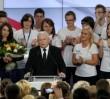 W Warszawie Ewa Kopacz wygrała z Jarosławem Kaczyńskim
