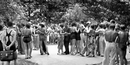 Słynne wolskie potańcówki wracają do Parku Szymańskiego!