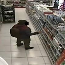 Kradł za tysiące, wpadł na kradzieży... skarpet