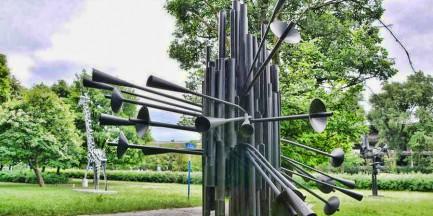 Odświeżono rzeźby przy Kasprzaka!