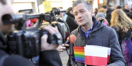 """Robert Biedroń: """"Jezus poszedłby do klubu go-go"""""""