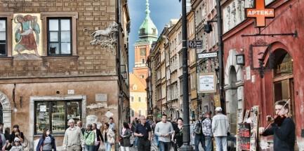 Ile trzeba zarabiać, żeby kupić piękne, 120-metrowe mieszkanie w Warszawie?