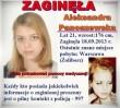 Zaginiona Ola z Żoliborza zostawiła list pożegnalny