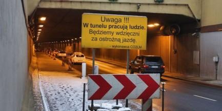 Ruszyły prace pod tunelem Wisłostrady [ZDJĘCIA]