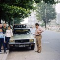 Międzynarodowa / Walecznych, lata 70.