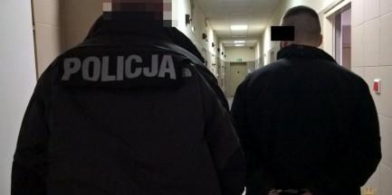 Udawał policjanta i wyłudził 30 tys. zł. Wpadł przy kolejnej próbie
