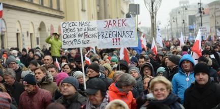 Czy będzie Majdan w Warszawie? Oto, co musi sie stać