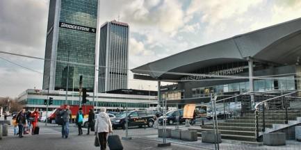 Powstaną dwa nowe przejścia naziemne przy Dworcu Centralnym!