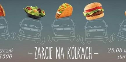 Pierwszy zjazd warszawskich foodtracków!