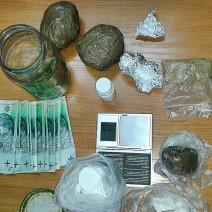 130 gramów marihuany nie trafi na rynek