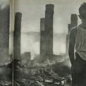 """Międzynarodowa (52/54) 1960 r. Pożar magazynów Warszawskiego Przedsiębiorstwa Budownictwa Przemysłowego """"Budo-Montaż"""""""